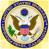 US Embassy Phnom Penh - a sponsor of CamboFest Cambodia Interntional Film Festival